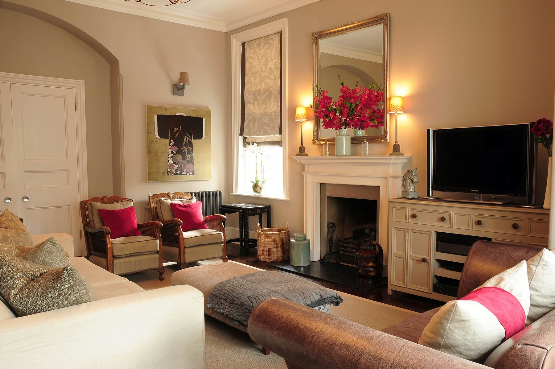 Interior Design of Lounge in Keston