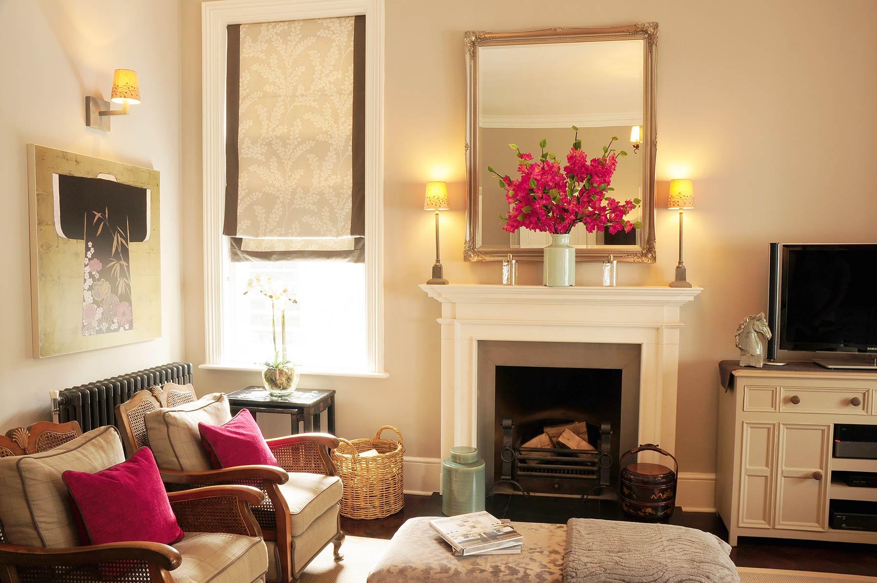 Interior Design Keston - Fire Place