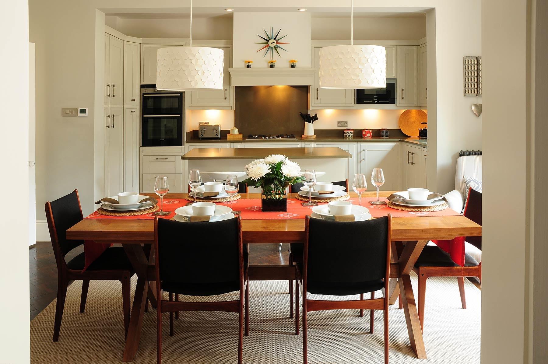 Interior Design Keston - Kitchen & Dining Area