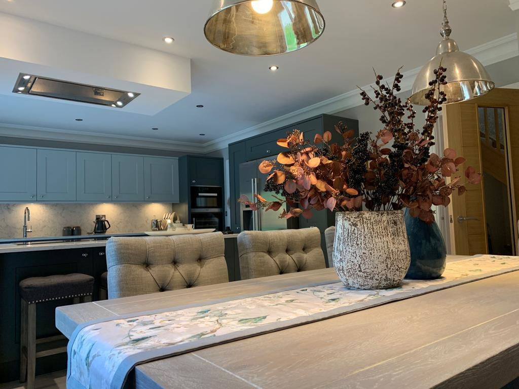 Interior Design Oxted - Kitchen & Dining Area